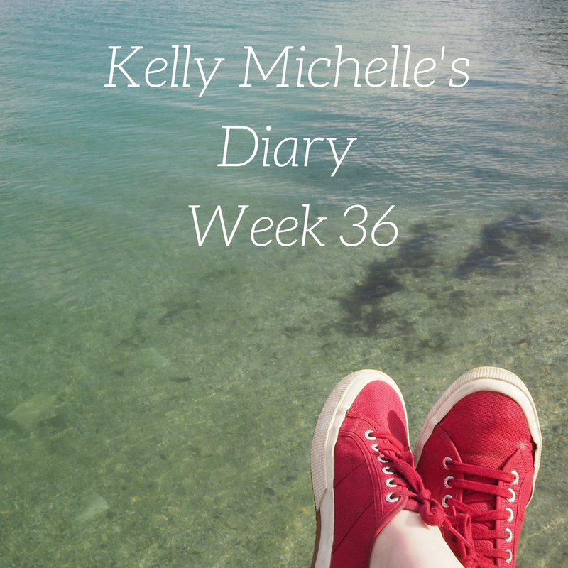 Kelly Michelle's Diary Week 36, 2017
