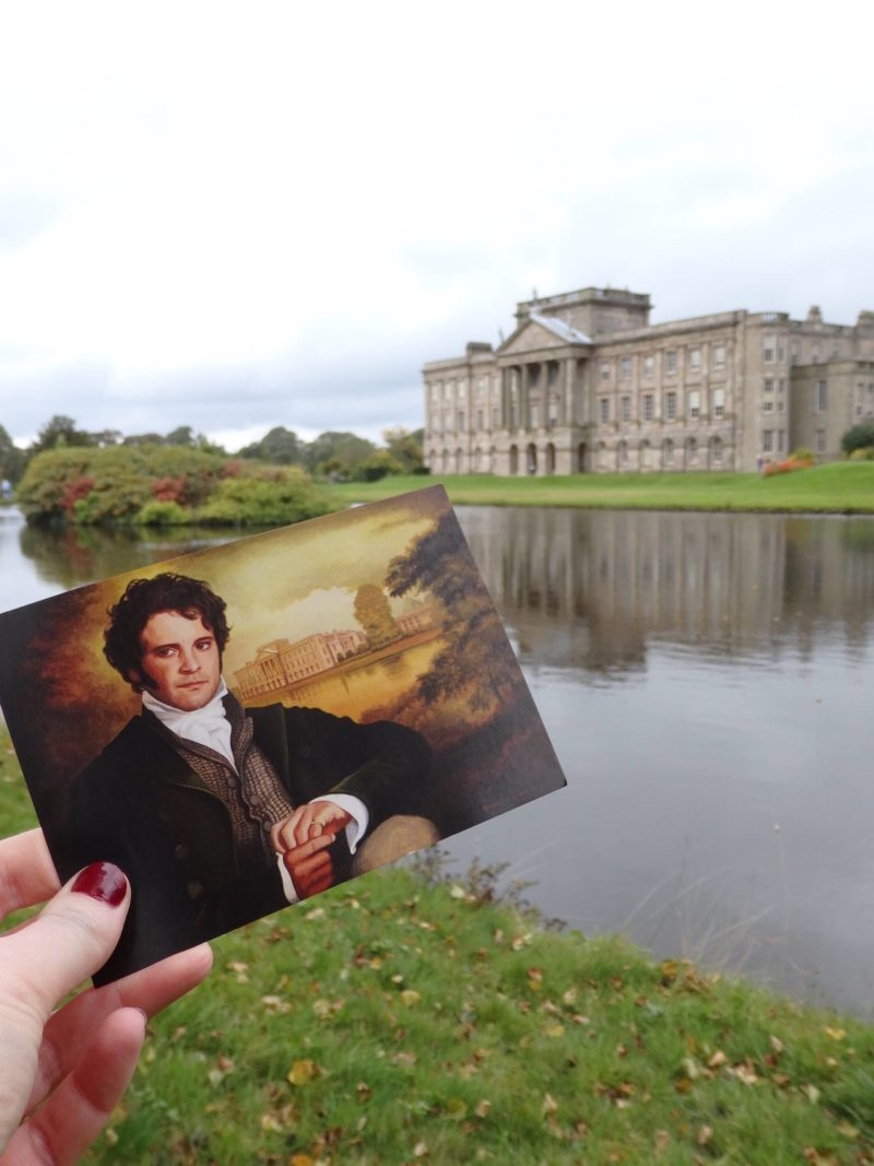 England Travel Inspiration - BBC Pride and Prejudice Filming Location, National Trust Property Lyme Park