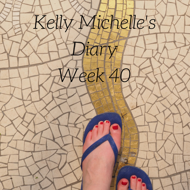Kelly Michelle's Diary Week 40, 2017