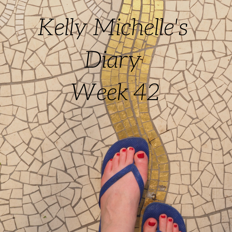 Kelly Michelle's Diary Week 42, 2017