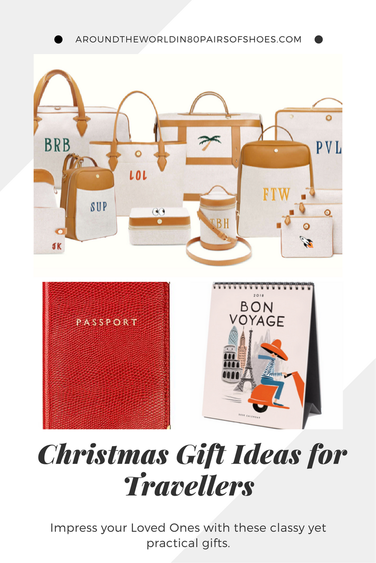 Christmas Gift Ideas for Travellers: 2017 Edition - looking for gifts for hard to buy for family members then this gift guide will offer some practical little tips!
