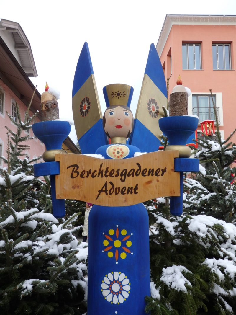 Germany Travel Inspiration - A Christmas Market Guide to Salzburg and Surrounding villages. Pop over to the blog to see Salzburg during winter, all dressed up in it's festive finest along with my travel and gluten free tips!