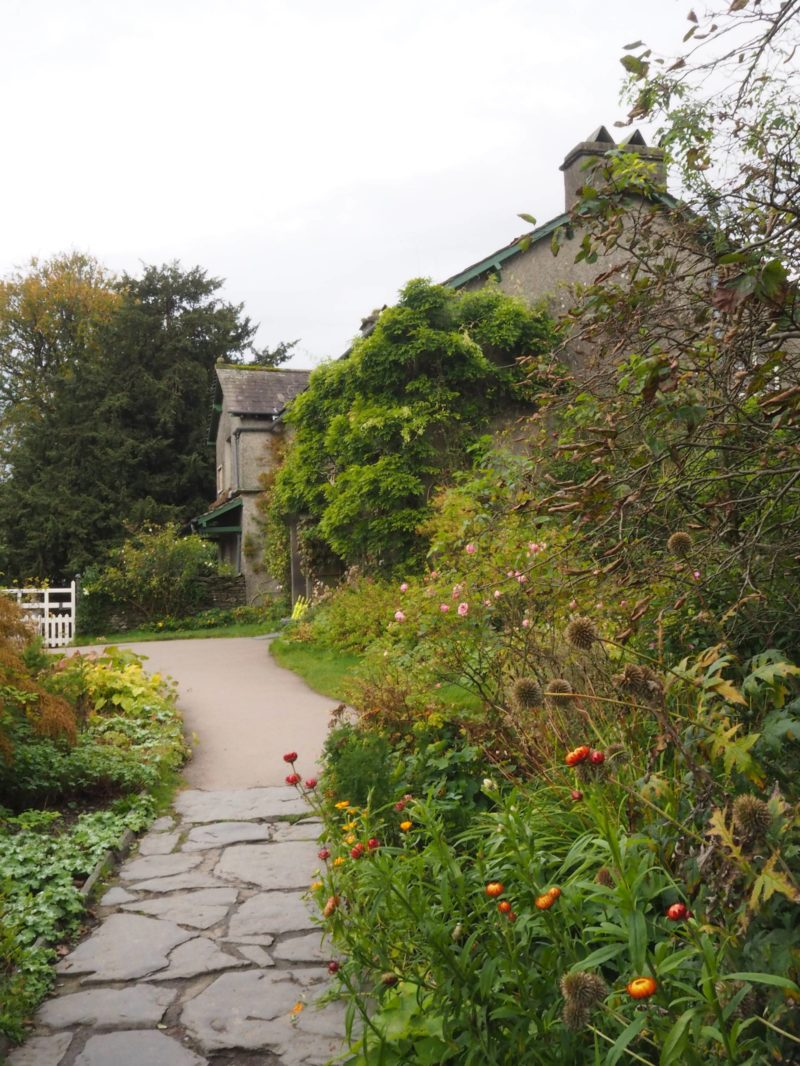 England Travel Inspiration - National Trust Property Beatrix Potters Hill Top Farm in the Lake District, Cumbria during Autumn. Travel Memberships - Where I Spent my Money in 2017 & Where They Worth It?