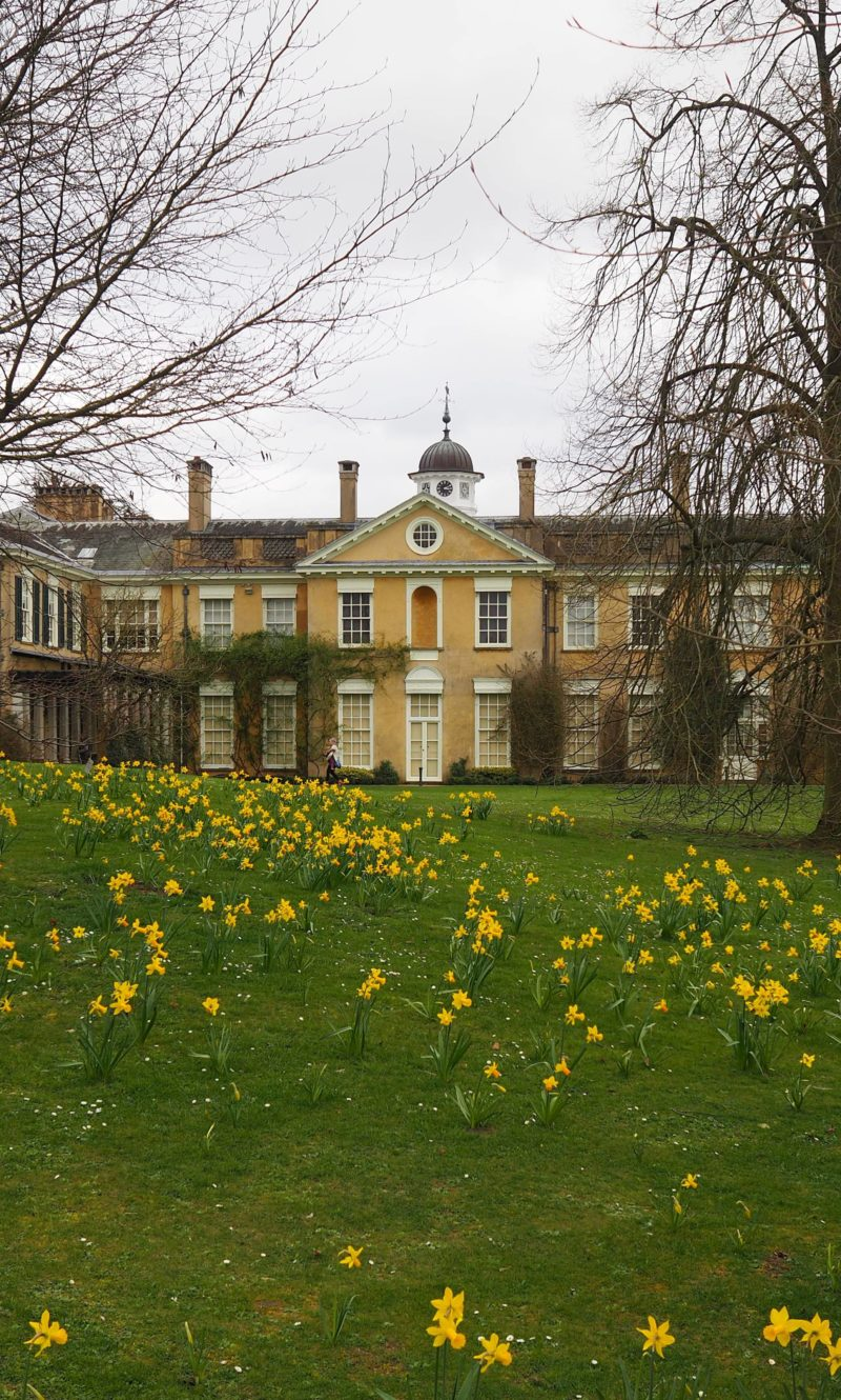 England Travel Inspiration - National Trust Property Polesden Lacey in Spring. Travel Memberships - Where I Spent my Money in 2017 & Where They Worth It?
